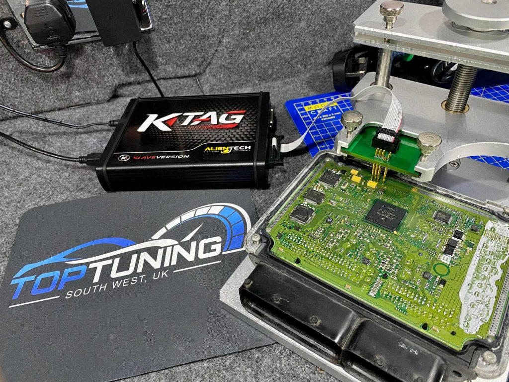 South West DPF Cleaning remap kit